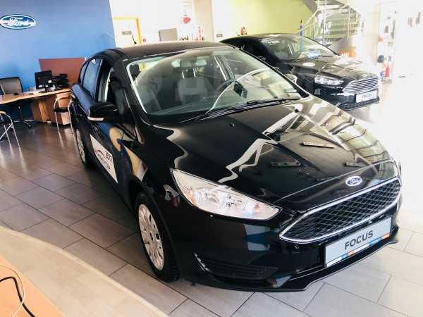 Ford Focus, 2018 год, 780 000 руб.