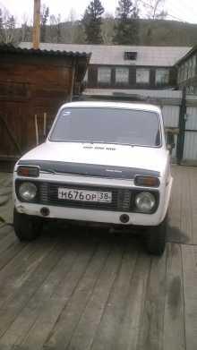 Киренск 4x4 2121 Нива 2001