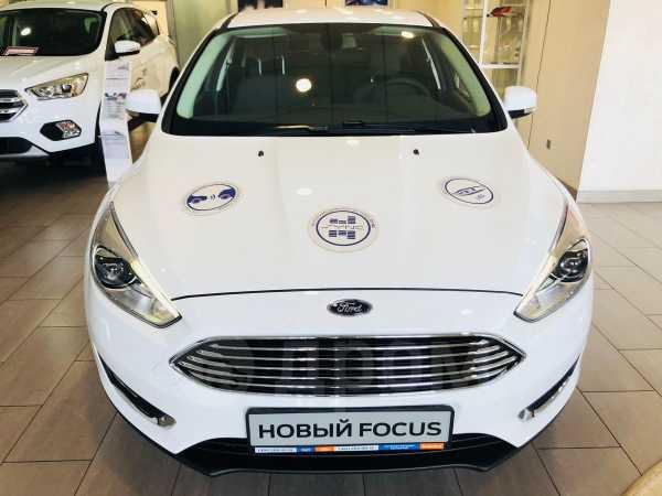 Ford Focus, 2018 год, 1 362 500 руб.