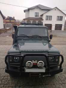Land Rover Defender, 2010 г., Новосибирск