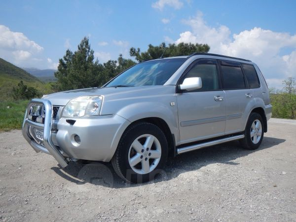 Nissan X-Trail, 2005 год, 537 000 руб.