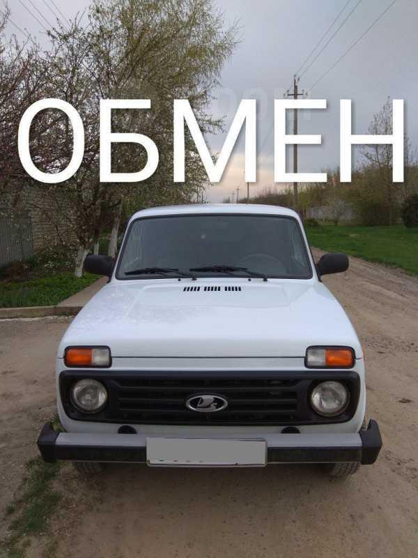 Лада 4x4 2121 Нива, 2016 год, 370 000 руб.