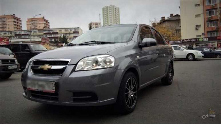 Chevrolet Aveo, 2010 год, 275 000 руб.