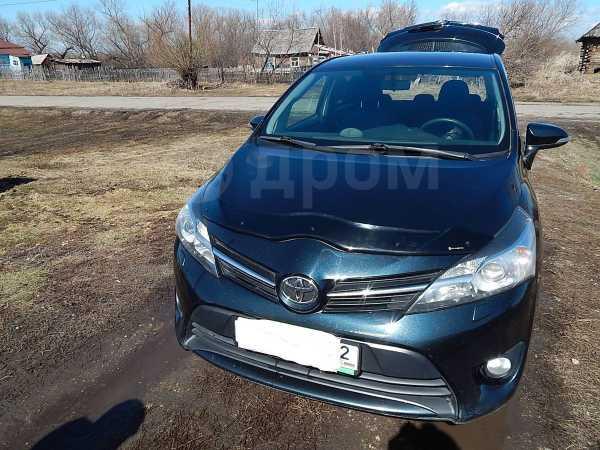 Toyota Verso, 2013 год, 839 000 руб.