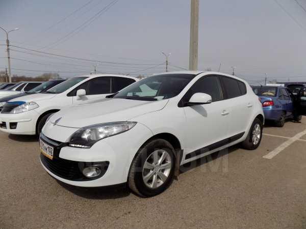 Renault Megane, 2013 год, 589 000 руб.