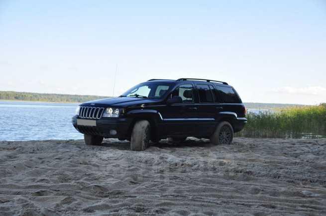 Jeep Grand Cherokee, 2002 год, 490 000 руб.