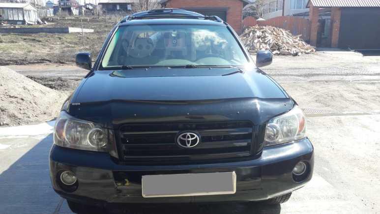 Toyota Highlander, 2005 год, 770 000 руб.