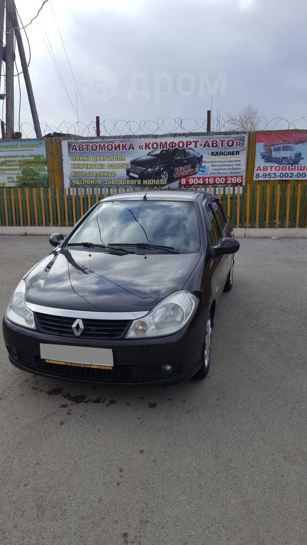 Renault Symbol, 2009 год, 250 000 руб.