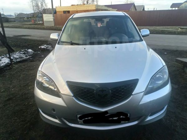 Mazda Mazda3, 2003 год, 170 000 руб.