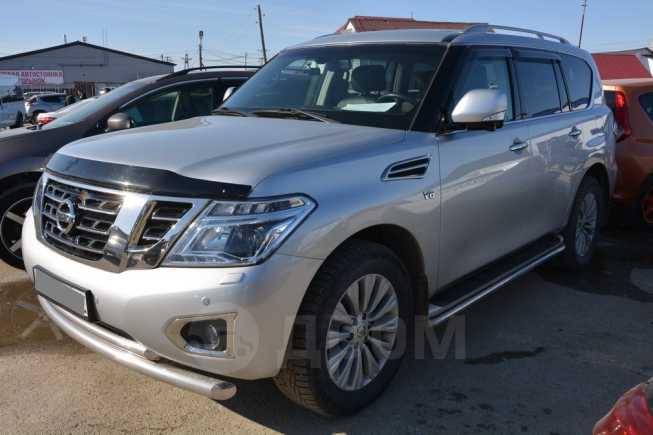Nissan Patrol, 2014 год, 2 500 000 руб.