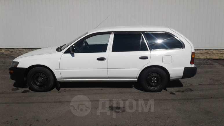 Toyota Corolla, 2002 год, 205 000 руб.