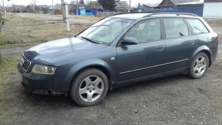 Audi A4 allroad quattro, 2002 год, 260 000 руб.