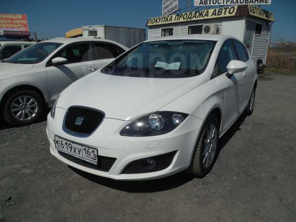 SEAT Leon, 2011 год, 550 000 руб.