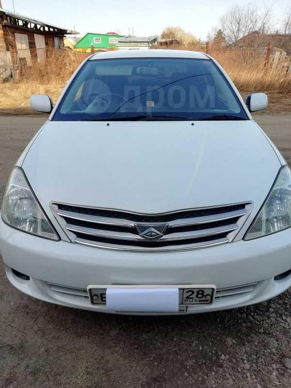 Toyota Allion, 2004 год, 465 000 руб.