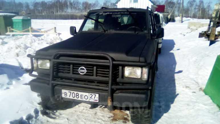 Nissan Patrol, 1990 год, 350 000 руб.