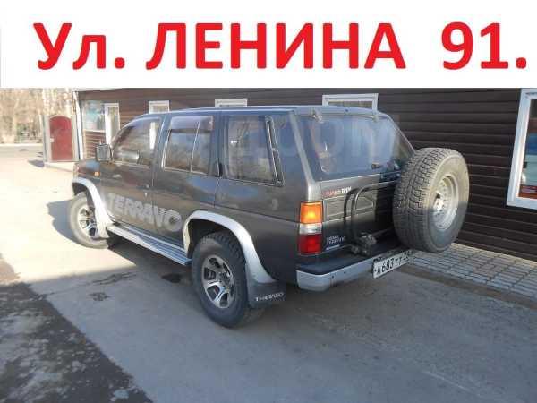 Nissan Terrano, 1993 год, 299 999 руб.