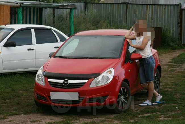 Opel Corsa, 2008 год, 230 000 руб.