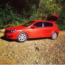 Абакан Astra 2007