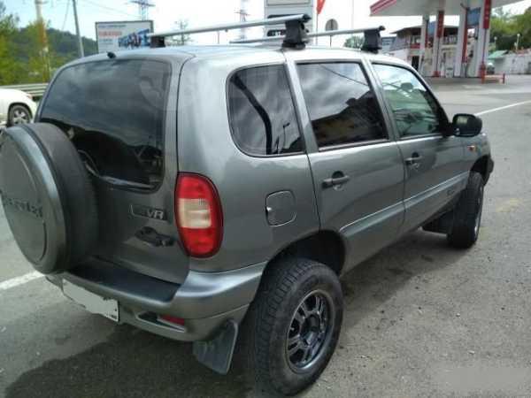 Chevrolet Niva, 2006 год, 370 000 руб.