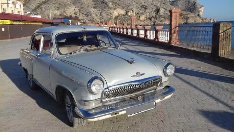 ГАЗ 21 Волга, 1961 год, 155 000 руб.