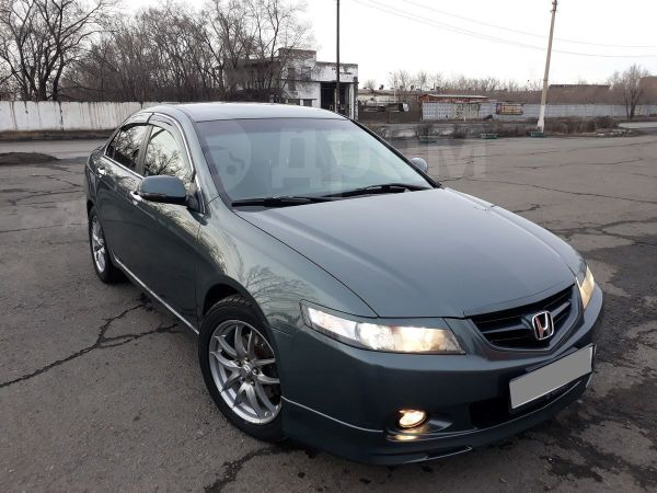 Honda Accord, 2005 год, 468 000 руб.