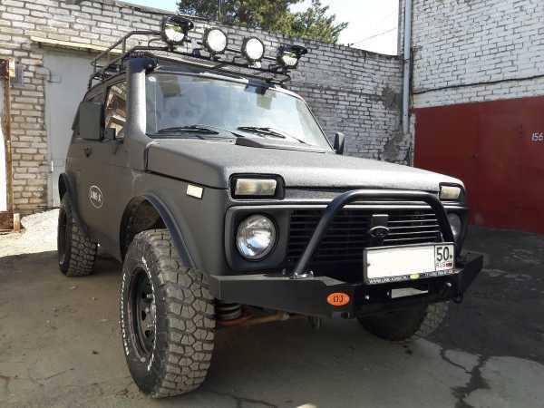 Лада 4x4 2121 Нива, 2005 год, 350 000 руб.