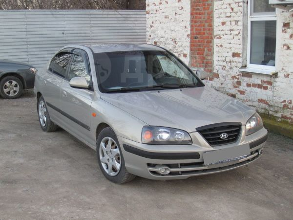 Hyundai Elantra, 2008 год, 330 000 руб.