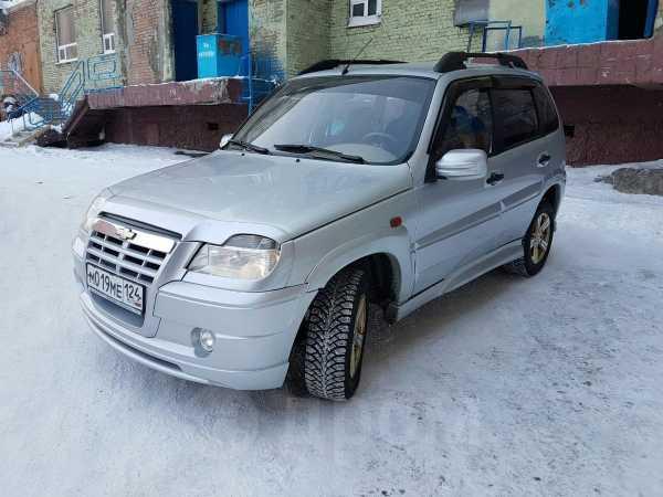 Chevrolet Niva, 2006 год, 330 000 руб.