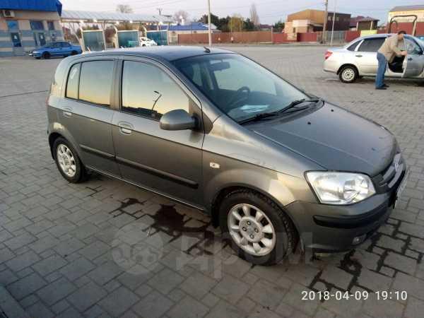 Hyundai Getz, 2005 год, 255 000 руб.