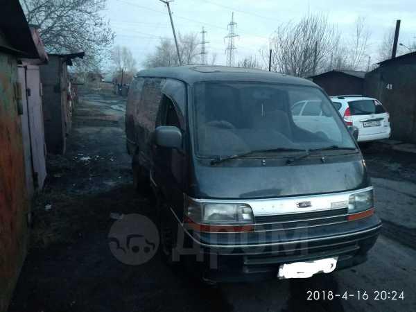 Toyota Hiace, 1991 год, 80 000 руб.
