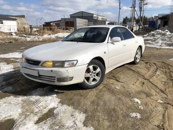 Toyota Carina ED, 1996 год, 90 000 руб.