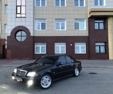 Mercedes-Benz C-класс, 1998 г., Омск