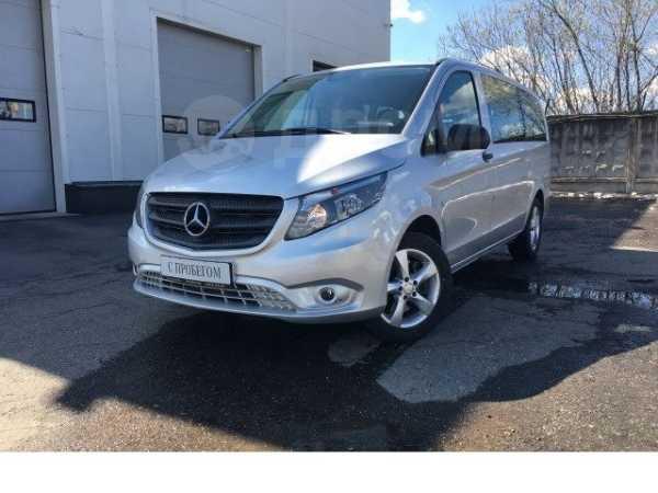 Mercedes-Benz Vito, 2016 год, 2 870 000 руб.