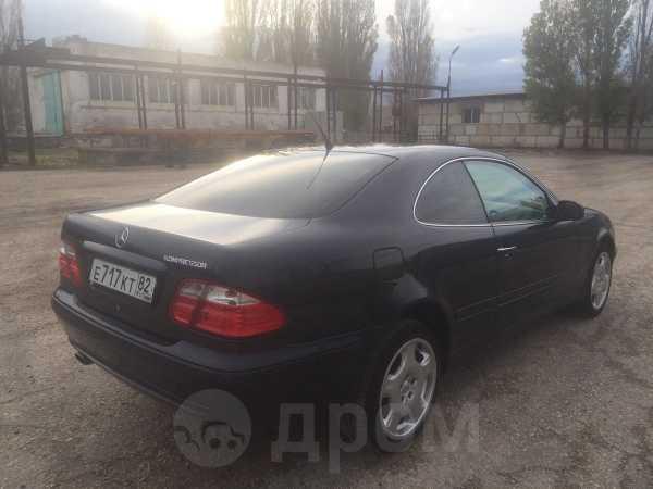 Mercedes-Benz CLK-Class, 2001 год, 360 000 руб.