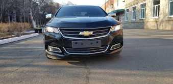 Уссурийск Impala 2017