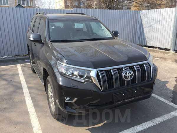 Toyota Land Cruiser Prado, 2018 год, 3 490 000 руб.