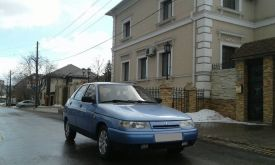 ВАЗ (Лада) 2112, 2000 г., Тюмень