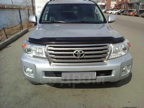 Toyota Land Cruiser, 2012 год, 2 199 000 руб.