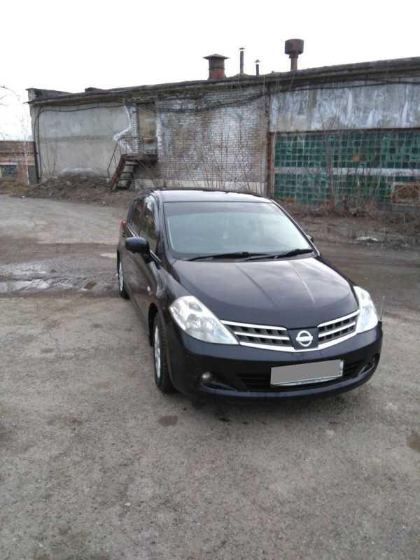 Nissan Tiida, 2009 год, 435 000 руб.