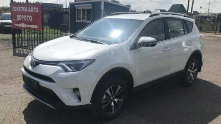Toyota RAV4, 2018 год, 1 821 500 руб.