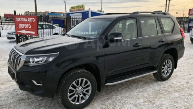 Toyota Land Cruiser Prado, 2017 год, 3 606 000 руб.