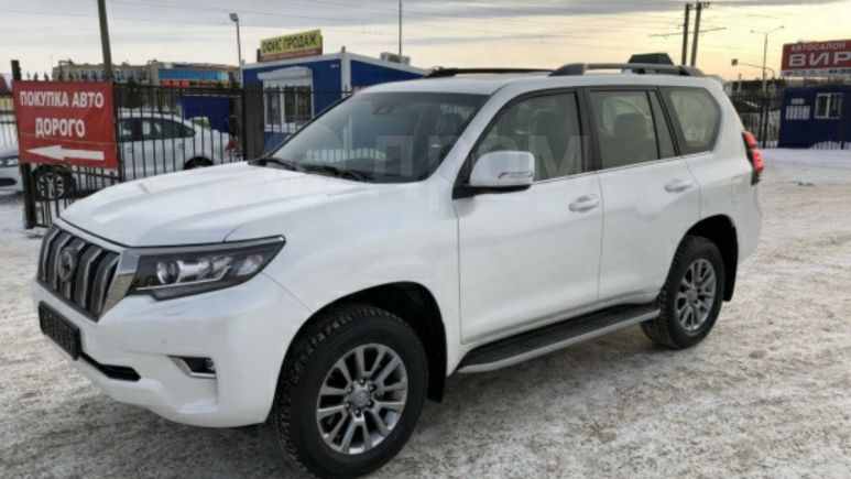 Toyota Land Cruiser Prado, 2019 год, 4 120 000 руб.