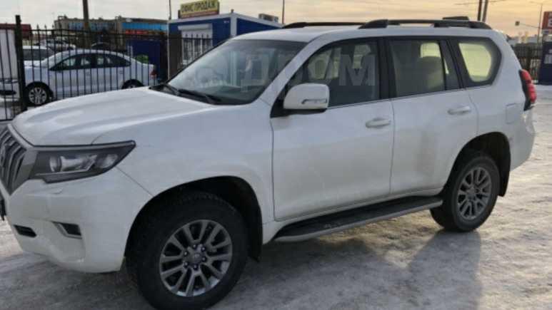 Toyota Land Cruiser Prado, 2018 год, 3 457 000 руб.