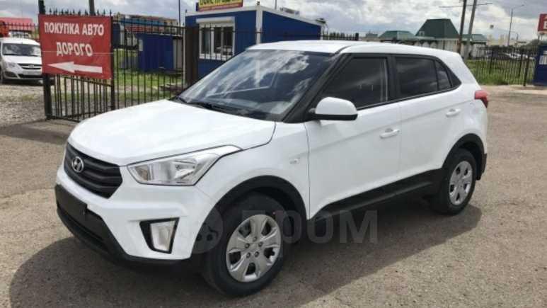 Hyundai Creta, 2018 год, 932 900 руб.