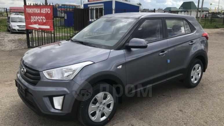 Hyundai Creta, 2018 год, 1 021 000 руб.