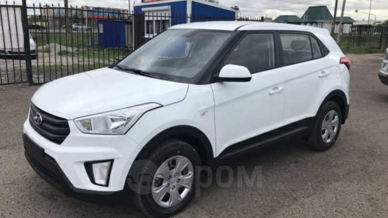 Hyundai Creta, 2019 год, 990 000 руб.
