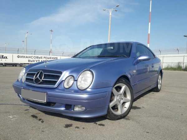 Mercedes-Benz CLK-Class, 1997 год, 290 000 руб.