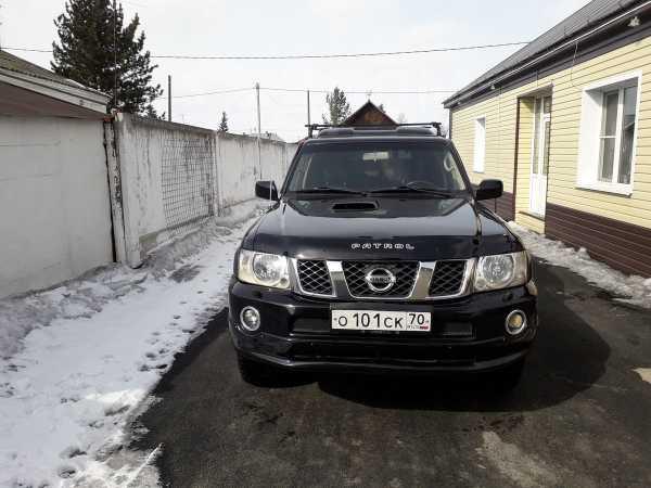 Nissan Patrol, 2008 год, 980 000 руб.