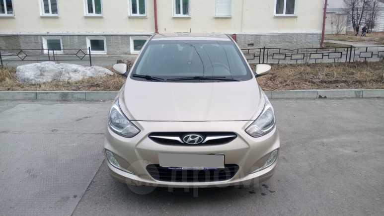 Hyundai Solaris, 2012 год, 490 000 руб.