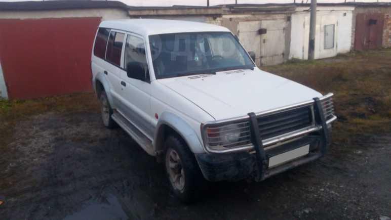 Mitsubishi Pajero, 1991 год, 230 000 руб.
